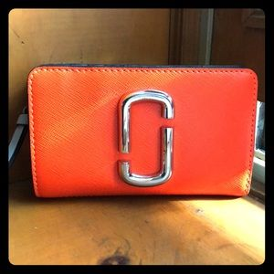 Snapshot compact Marc Jacobs wallet